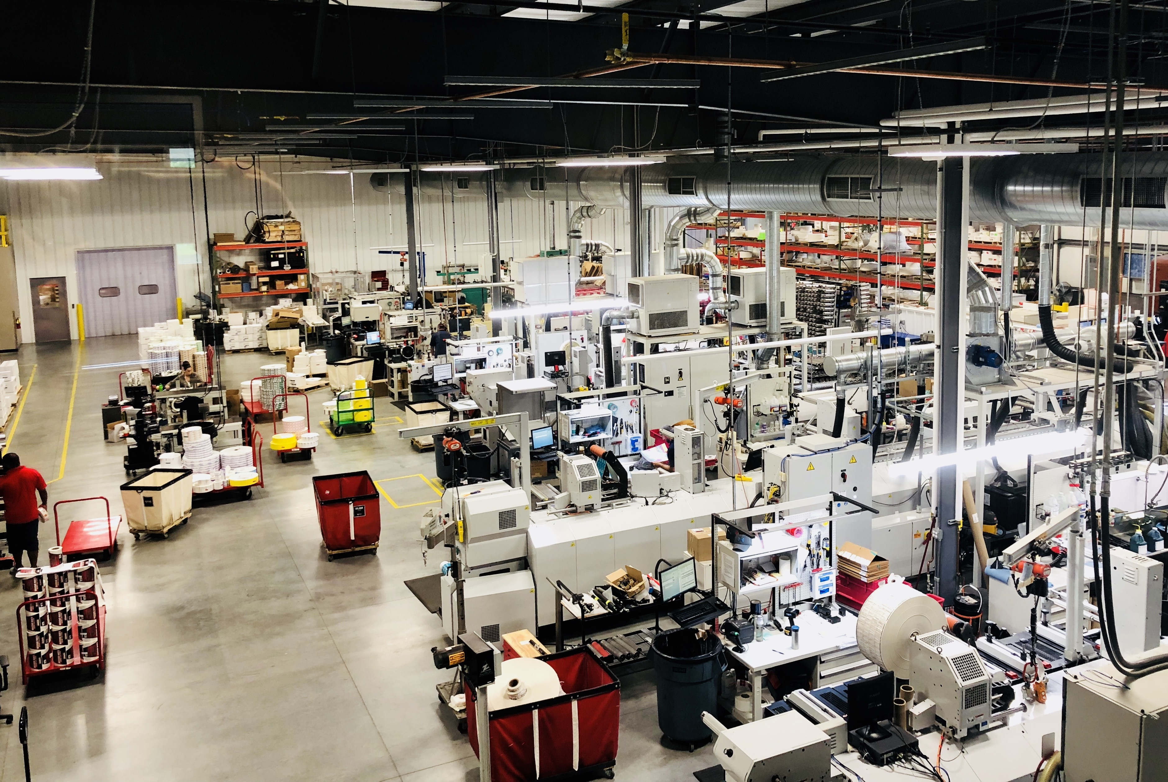 20180815 Advantage Production Floor