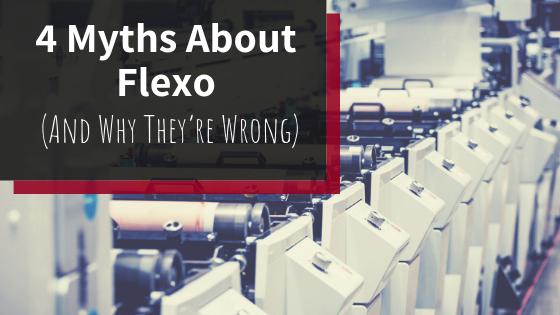 4 Flexo Myths