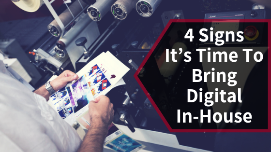digital printing short run digital one
