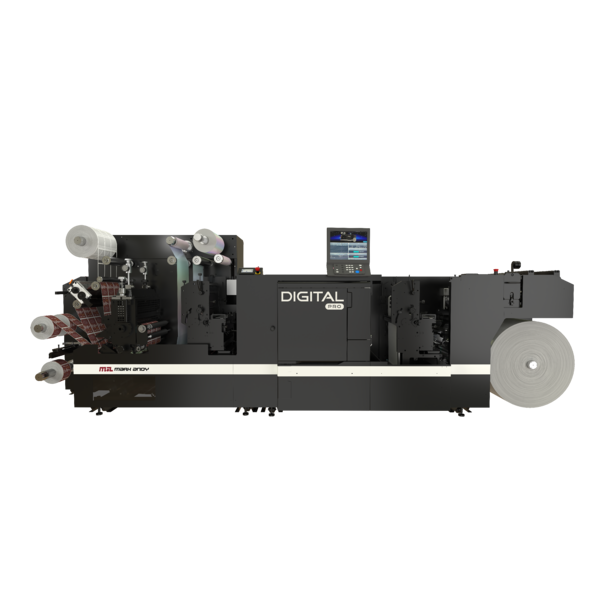 Digital Pro 3 with Semi Rotary & Additional Print Station-3