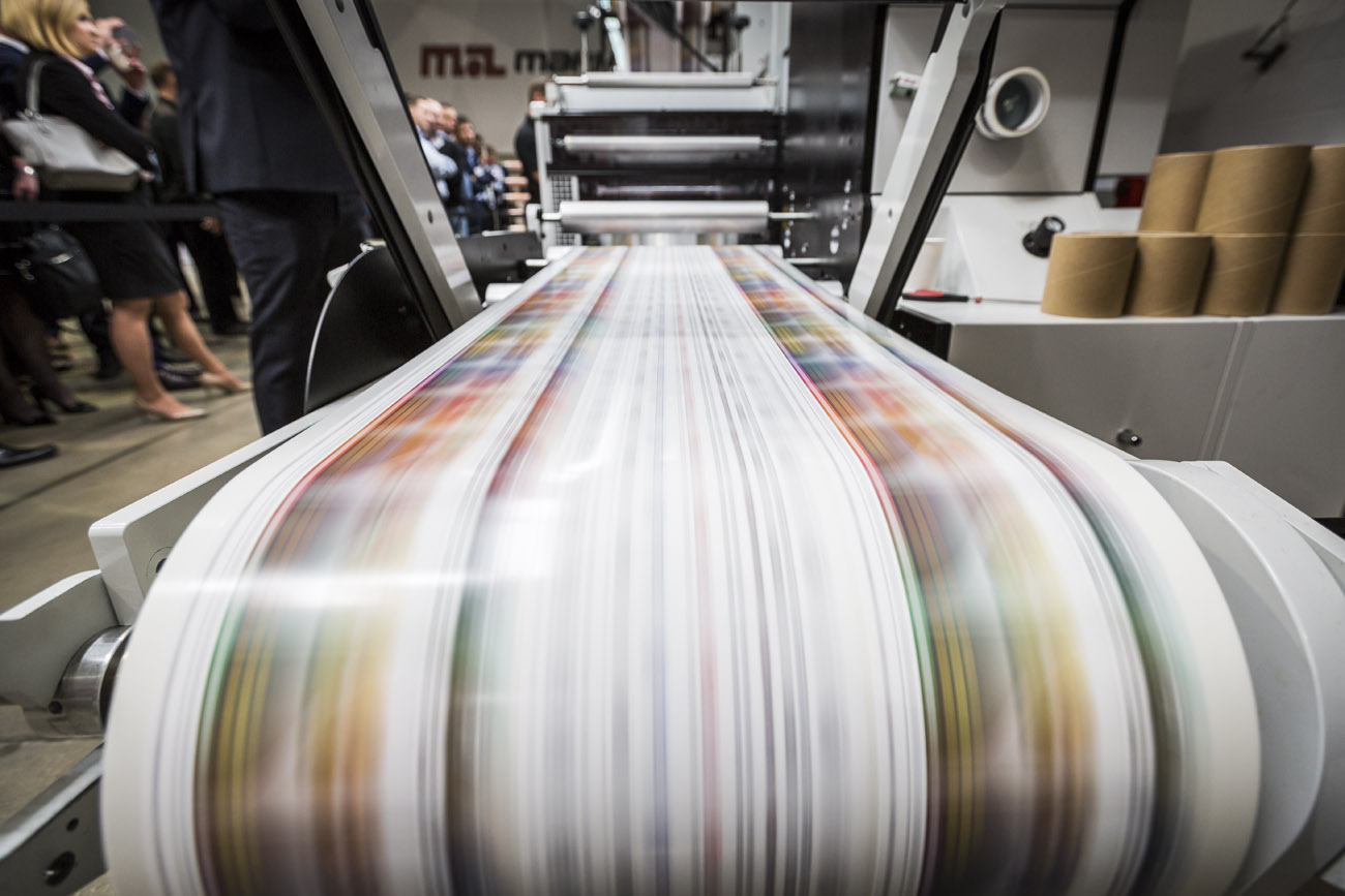 Inline Printing On a Digital Series Durable Label Optimization